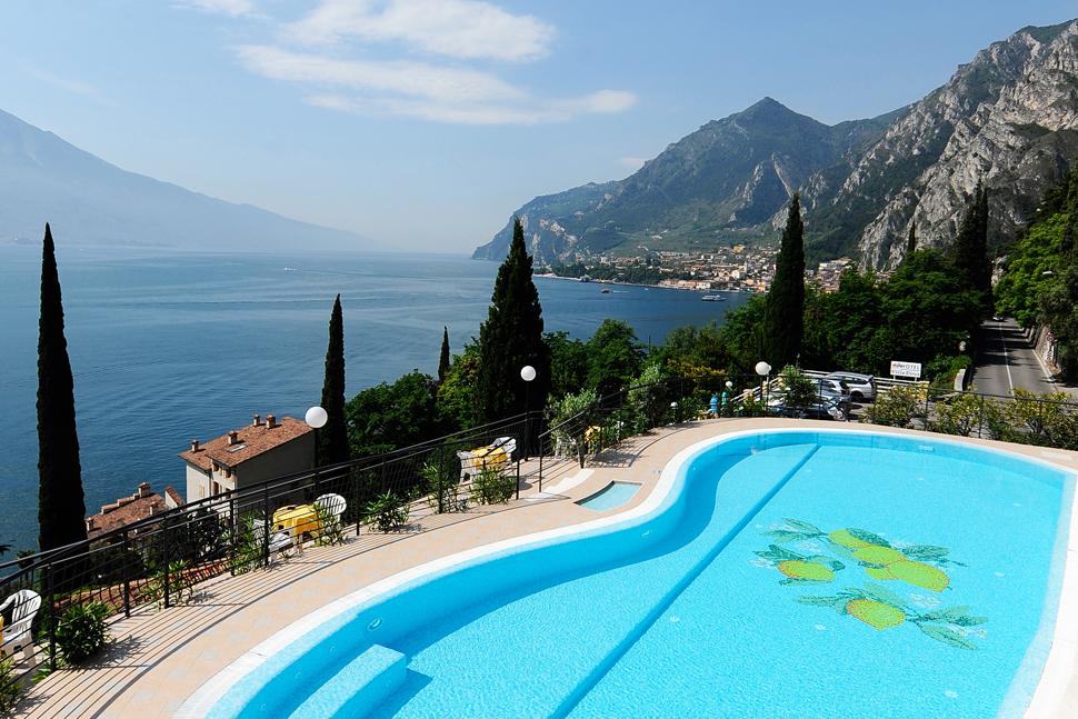 Gardasee Hotel Villa Dirce